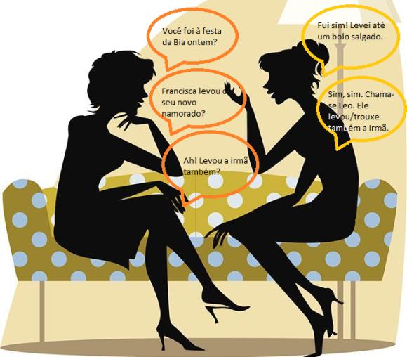 mulheres falando - 3